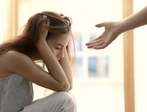Как да се справя с травмите?